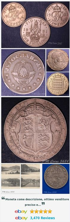 Ireland - Coins and Banknotes, UK Coins - Half Crowns items in PM Coin Shop store on eBay! http://stores.ebay.co.uk/PM-Coin-Shop/_i.html?rt=nc&_sid=1083015530&_trksid=p4634.c0.m14.l1513&_pgn=6