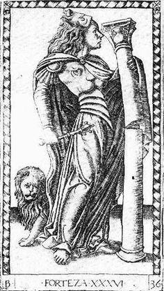 Tarocchi del Mantegna