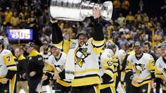 "Sidney Crosby is backing the Pittsburgh Penguins' decision to accept a White House invitation from President Donald Trump.The reigning two-time Stanley Cup champions announced their decision Sunday morning.""I support it,"" Crosby said after the. Stanley Cup Champions, Penguin S, Vancouver Canucks, Sidney Crosby, Canada, Detroit Red Wings, Pittsburgh Penguins, Hockey Players, Breien"
