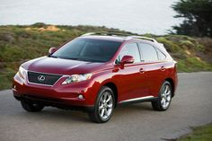 2012 Lexus RX 350 SUV is supported by performance 3.5-liter V6 engine with the luxury-class cabin design