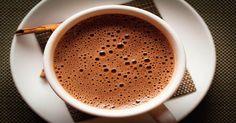 Superfood Hot Chocolate With Coconut Oil, Maca + Turmeric! - Wisdom Daily