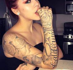 d48793e7ee1d4 f921a83c14ef6286e9a99d5084c4e74a.jpg 434×413 pixels Rose Tattoos, Tatoos,  Tatting, Body Art