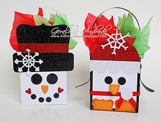 More Christmas Boxes