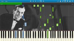 Glenn Miller - In The Mood (Piano) [Synthesia Animation] Glenn Miller, Piano Tutorial, Wood Burning Patterns, Rock N Roll, Music Videos, Musicals, Animation, Mood, Learning