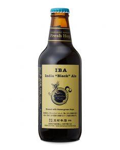 """Tamamura Honten """"India Black Ale"""" ☆☆★★★"""