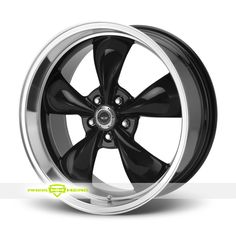 American Racing Torq Thrust M Black Wheels For Sale  - For more info:  http://www.wheelhero.com/customwheels/American-Racing/Torq-Thrust-M-Black