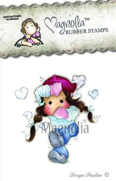MINI WW #6 In The Snow Heart Tilda