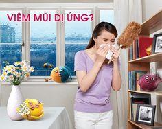 hướng dẫn cách phân biệt bệnh viêm mũi dị ứng và cảm cúm