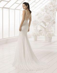 #RosaClaraSoft #CermoConcept #Bruidsmode2018 #022LOTO