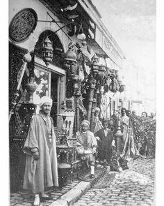 وهران سنة1906 بزار لعرب