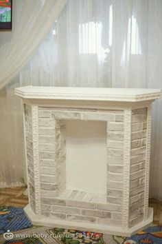 Eye-Opening Useful Tips: Double Sided Fireplace Remodel austin stone fireplace.Fake Fireplace Bookshelves fireplace seating built in.Craftsman Fireplace With Tv. Tv Over Fireplace, Fireplace Cover, Diy Fireplace, Modern Fireplace, Fireplace Design, Craftsman Fireplace, Fireplace Kitchen, Fireplace Bookshelves, Victorian Fireplace