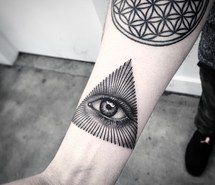 illuminati tattoos - Google Search