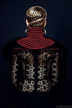 Harper's Bazaar Vietnam: Nu Renaissance Aristocracy by Jingna Zhang, via Behance