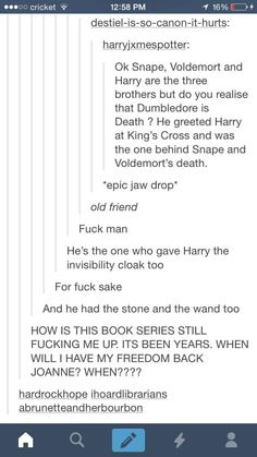Well...maybe. #imgur #harrypotter