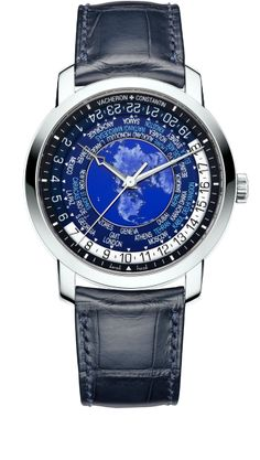 Traditionnelle world time86060/000P-9772