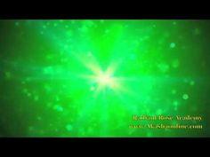 Powerful Healing Meditation with Archangel Raphael's Emerald Green Flames