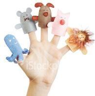 Titeres de dedo