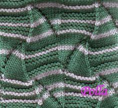 Vzory pro ruční pletení   BAREVNÉ VZORY