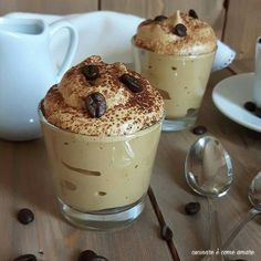 """Acquire excellent ideas on """"collectible stores near me"""". They are accessible for you on our web site. Gourmet Desserts, Dessert Recipes, Time To Eat, Breakfast Dessert, Frappe, Parfait, Nutella, Sweet Recipes, Mousse"""