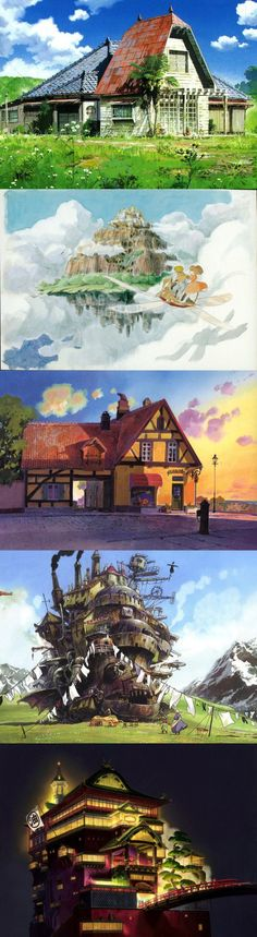 Which is your favorite Studio Ghibli anime?