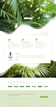 Web Design: 26 Examples of Creative Landing Pages Layout Design, Design De Configuration, Site Web Design, Website Design Layout, Web Design Tips, Web Layout, Flyer Design, Blog Layout, Website Design Inspiration