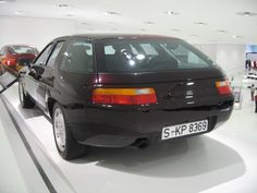 OG | 1987 Porsche 928 Studie H50 | Prototype