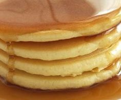 Ihop Buttermilk Pancakes. Had these at a pancake breakfast, quadrupled the recipe for 24 people and almost didn't have enough. I think because they are THAT GOOD!