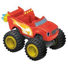 Blaze and the Monster Machine Toy Fisher-Price Nickelodeon Blaze SPEED Die-Cast