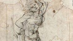 A rare Leonardo da Vinci sketch could be worth almost $16 million