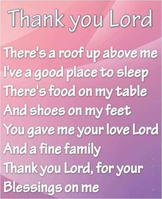Thank You there's a roof up above me   https://www.facebook.com/ChristianTodayInternational/photos/10152624658659916
