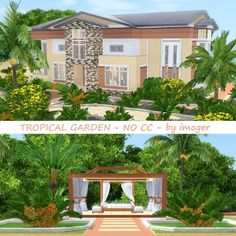 1000 images about house plans on pinterest the sims for Beach house plans sims 3