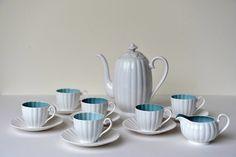 Susie Cooper fluted design coffee service – L'Atelier Natalia Willmott