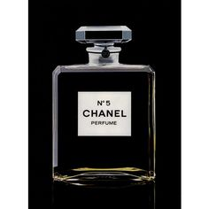 Chanel Fragrance Ad Campaign Nº 5 - MyFDB ❤ liked on Polyvore featuring ad campaign