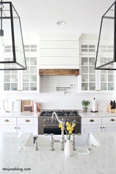 like these cabinets, although i don't think they will work with what we've got going on below.