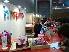 Este es el ambiente que se respiró en nuestro stand de la Feria Tendencias Bilbao 2013. ¡Nos encantó la experiencia!