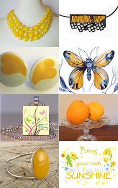 Yellow Beauties!! by Ali on Etsy--Pinned with TreasuryPin.com