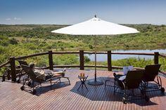 Soaking in the sunshine on the Elephant Rock Lodge deck. Game Lodge, Romantic Escapes, Lodges, Gazebo, Safari, Sunshine, Elephant, Africa, Deck