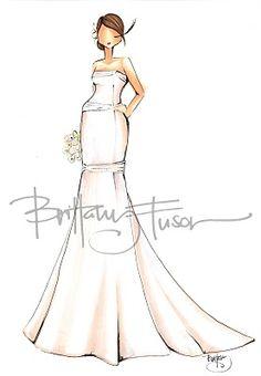 Brittany Fuson :: Blushing Bride, June 2010