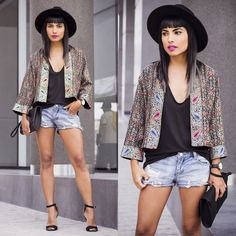 Alessandra Mazzini - - Gypsy jacket | LOOKBOOK