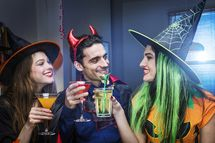 44 Free Halloween Party Games for Adults: Halloween Guess Who Game