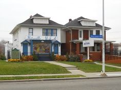 humble home of the original Detroit Motown operation.