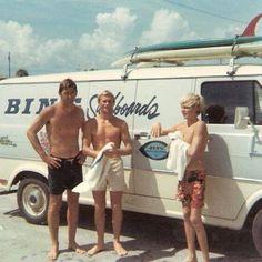 Love that van! Hermosa Beach, Vintage Surf, Surf Art, Surfs Up, Surfing, Clay, California, Culture, Surfboards