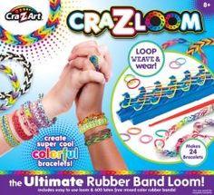 Ez Looper Bracelet Maker Rubber Band Bracelet Bracelets