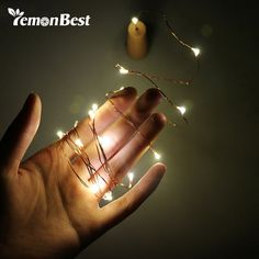 Cheap copper wire string light, Buy Quality wire string lights directly from China string lights Suppliers: 2m 20-LED Copper Wire String Light with Bottle Stopper for Glass Craft Bottle Fairy Valentines Wedding Decoration Lamp Party