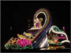 Fantillusion Nighttime Parade