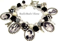 Coco Chanel Charm Bracelet Jewelry Picture by baublesbeadsncharms