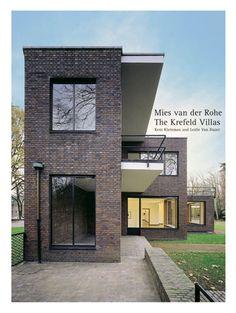 Mies Van der Rohe's Krefeld Villas :: Princeton Architectural Press