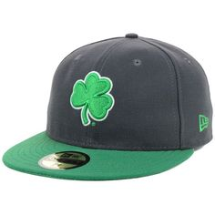 New Era Notre Dame Fighting Irish 2 Tone Graphite and Team Color... ($35) ❤ liked on Polyvore featuring men's fashion, men's accessories, men's hats, harry potter and mens caps and hats