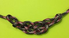 How To Tie The Knarr Celtic Knot For Necklace - DIY Crafts Tutorial - Guidecentral