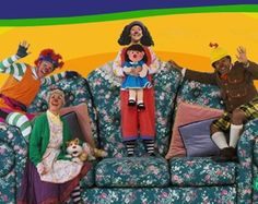 The big comfy couch. Best kids show ever! Ten second tidy! Wow I loved this show Childhood Tv Shows, My Childhood Memories, The Big Comfy Couch, Back In My Day, 90s Nostalgia, Ol Days, Kids Shows, 90s Kids, The Good Old Days